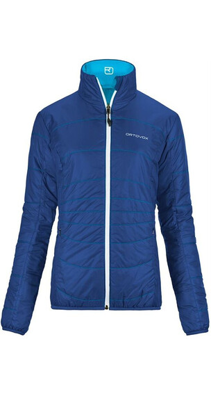 Ortovox W's Light Jacket Piz Bial strong blue